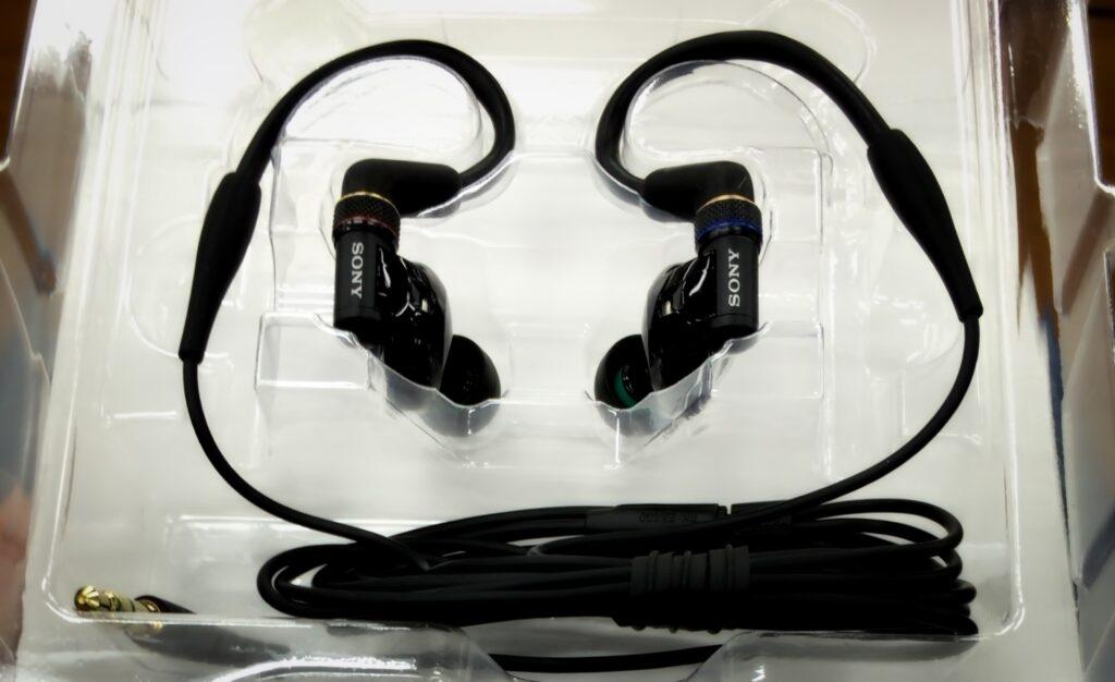 SONYのモニターイヤホン「MDR-EX800ST」をミックス作業などで数年使ってみた感想